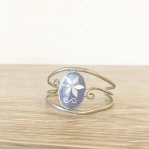 used 七宝焼き bracelet