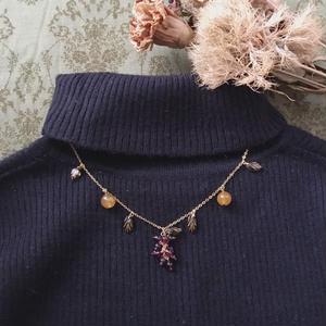 gaga 果実のネックレス