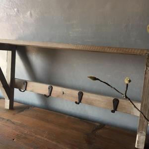 送料無料 アンティーク 棚 シェルフ 家具