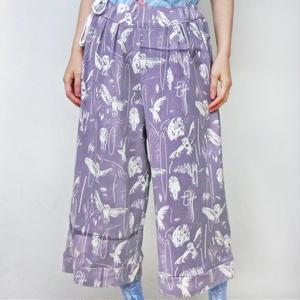 """パンツ メンフクロウ """"Barn owl"""" pants"""