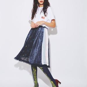 My migration kirikae skirt(Gray)(数量限定受注11/30まで/12月後半〜1月お届け)