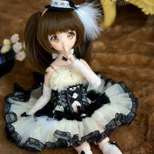 MDD ミニドルフィードリーム 魔法少女風 ドレスセット