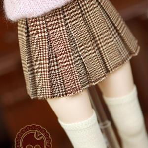 Mini Dollfie Dream MDD/MSDサイズ ドール服 スカート