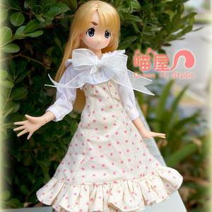 AZONE1/6 ドール衣装 ハンドメイド ワンピース