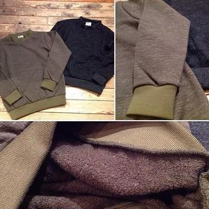 Jackman  WOOL SWEAT MIDNECK