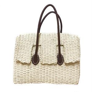 Flap Braid Bag