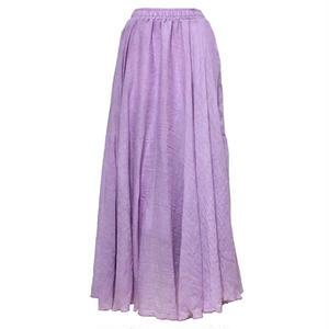 Slab Maxi Skirt (Lavender)