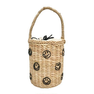 Smile Basket Bag