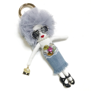 Doll Charm (Bijou Gray)