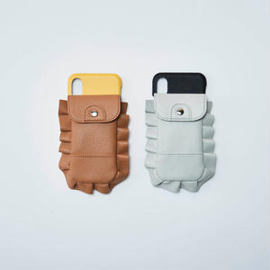 B&C Frill case  (iphone X対応サイズ)