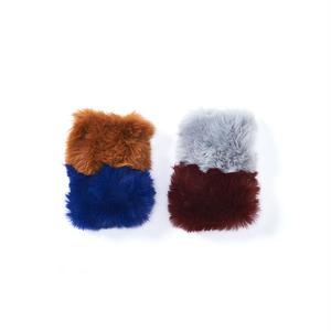 2-layer fur case(付属ポケットのみ)