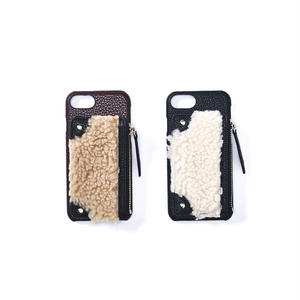 Matchy mouton case(iphone6/6s/7/8 共通サイズ)