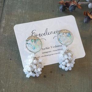 Etoileneige // ピアス pierced earrings