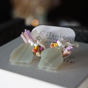cilsoie // ピアス&イヤリング earrings