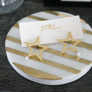 STRI // Uur II ピアス&イヤリング