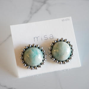 misa // ピアス aqua