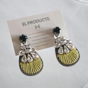 EL PRODUCTS //  SH1403 イエロー ウッド