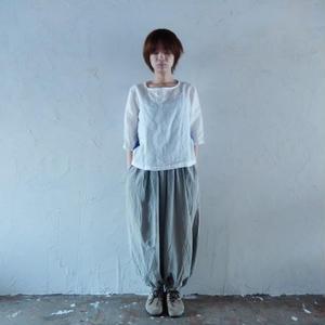 ヤマザキナホコ × takuroh shirafuji Levain 1 [Tops : One and only]