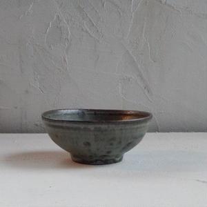 広川絵麻  小鉢(グレー)
