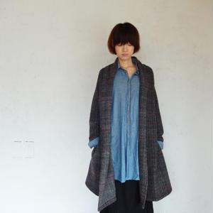 takuroh shirafuji Evangeline [coat : gray]