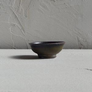 広川絵麻 お猪口(黒)