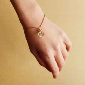 KO ブレスレット[Jewelry : Gold/Glass]