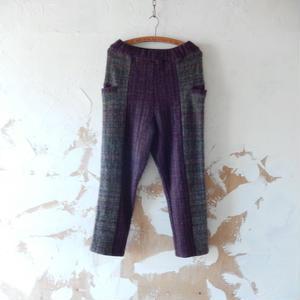 takuroh shirafuji Wool Sarouel Pants [  Women]