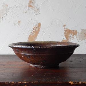 鶴野啓司  焼締め鉢