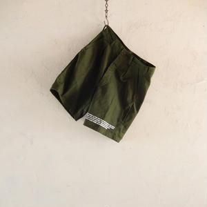 takuro shirafuji Military Half Pants(リメイク)