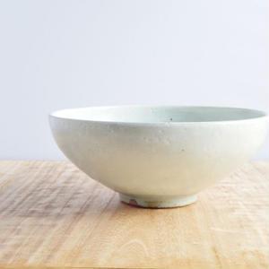 石川雅一  粉引丸鉢
