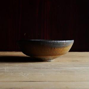 鶴野啓司  鉄化粧鉢