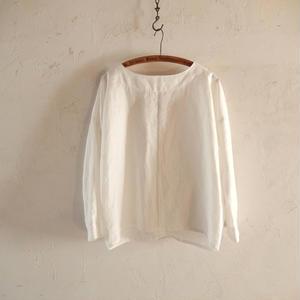 COCOLO Linen Tops[White]