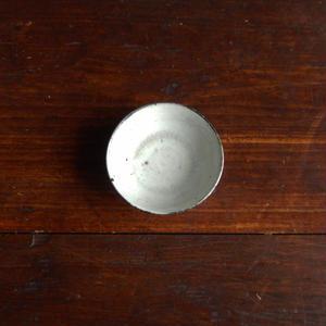 広川絵麻  豆鉢(白)
