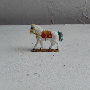 antiques 白い木馬