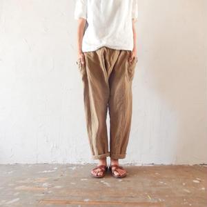 takuroh shirafuji Chao Phraya[Sarouel Pants(Linen) :  Boys]