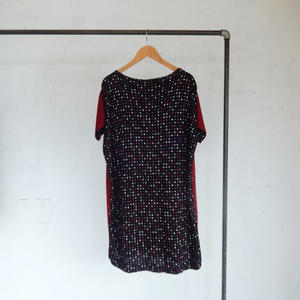 takuroh shirafuji Tonepiece[Dress:Dot(red)]