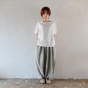 ヤマザキナホコ × takuroh shirafuji Levain Languid 4[Tops : One and only ]