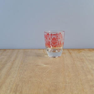 antiques  FRANCE製 ショットグラス