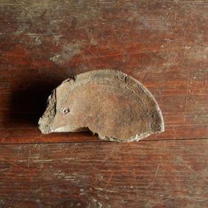 古道具 鎌倉時代につくられた陶器の破片