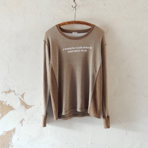 takuroh shirafuji Print Long Sleeve T-shirts