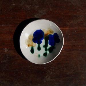 TOKIKI  ~fleur~ 5寸皿