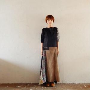 takuroh shirafuji Levain[Tops : Linen : woman]