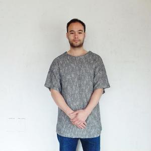 takuroh shirafuji Stage Fright(cut & sew:loose-fit)