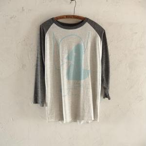 takuroh shirafuji SALON Beige T-shirts size XL