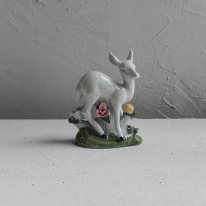 antiques   白いバンビ