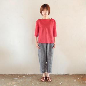 takuroh shirafuji Levain 3 rd [Tops : Linen : woman]