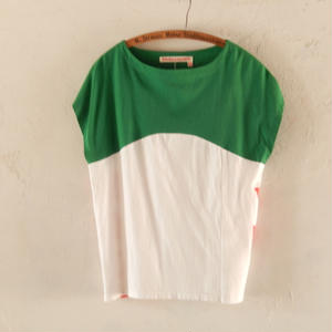 bitebyyourskin [ French boat neck T : Men]
