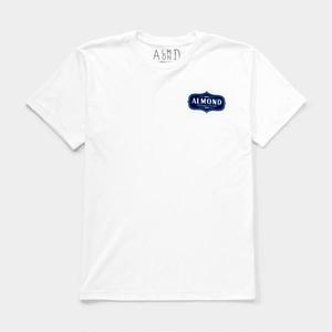 ALMOND-BOARD LAM T-SHIRT-