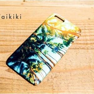 ハワイフォト iPhoneハードカバー Waikiki