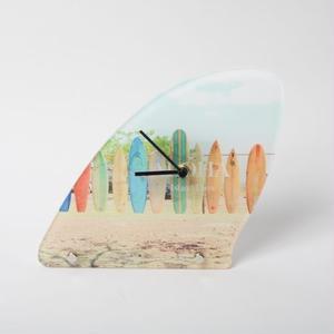 """【ALOHA Island Days Collection】フィン時計""""Molokai Surf Town"""""""